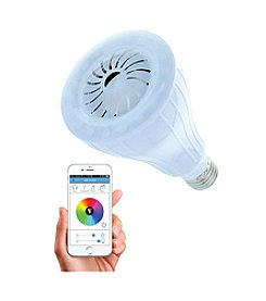 Bayit Home Automation Bluetooth Speaker & LED Light Bulb