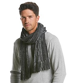 Calvin Klein Men's Color Shift Raschel Scarf
