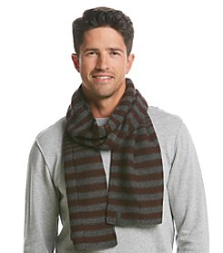 Calvin Klein Men's Lightweight Stripe Scarf