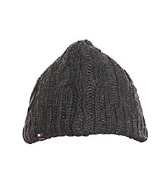 Tommy Hilfiger® Men's Fleece Lined Cable Hat