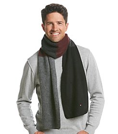 Tommy Hilfiger® Men's Colorblock Stripe Scarf