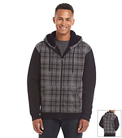 Ocean Current® Men's Long Sleeve Full Zip Soho Hoodie