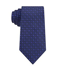 Calvin Klein Men's Dot Pattern Tie