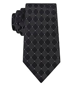 Kenneth Roberts Platinum® Men's Grid Pattern Tie