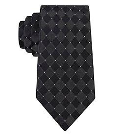 Kenneth Roberts Platinum® Men's Grid Pattern Tie
