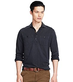 Polo Ralph Lauren® Men's Long Sleeve 2-Pocket Polo