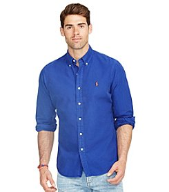Polo Ralph Lauren® Men's Long Sleeve Button Down Sport Shirt
