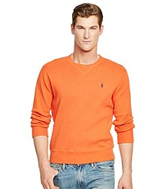 Polo Ralph Lauren® Men's Long Sleeve Cotton Crew Neck Sweatshirt