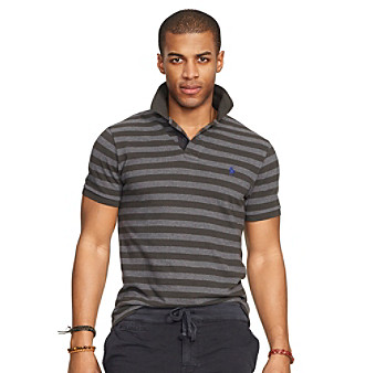 UPC 889425362005 product image for Polo Ralph Lauren? Men\u0026#39;s Short Sleeve Classic-Fit Striped ...