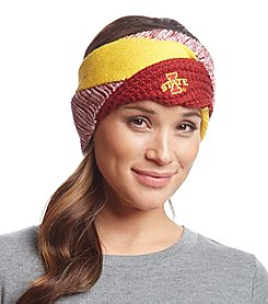 ZooZatZ™ NCAA® Iowa State Cyclones Women's Criss Cross Headband