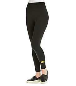 ZooZatZ™ NCAA® Iowa Hawkeyes Women's Fleece-Lined Leggings