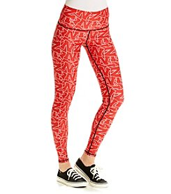 ZooZatZ™ NCAA® Nebraska Cornhuskers Women's Printed Leggings