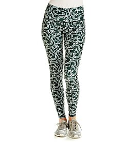 ZooZatZ™ NCAA® Michigan State Spartans Women's Printed Leggings
