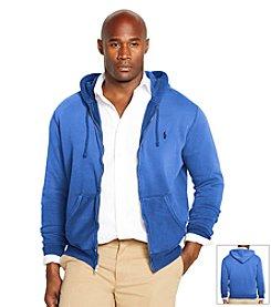 Polo Ralph Lauren® Men's Big & Tall Full-Zip Fleece Hoodie