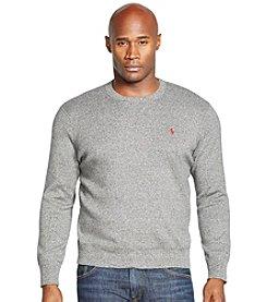 Polo Ralph Lauren® Men's Big & Tall Cotton Crew Neck Sweatshirt
