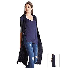 BCBGeneration™ Long Sweater Vest