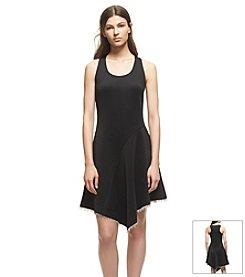 KIIND OF Asymmetric Tank Dress