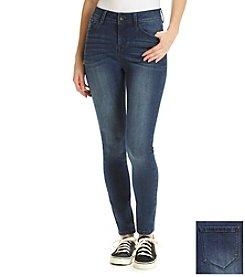 Kensie Jeans High Rise Skinny Jeans