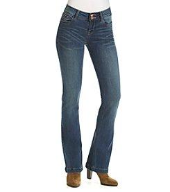 Kensie Jeans Curvy Bootcut Jeans