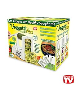 As Seen on TV Veggetti Pro Spiralizer