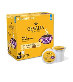 Keurig® Gevalia Kaffe Dark Royal Roast Coffee 18-Pk. K-Cup