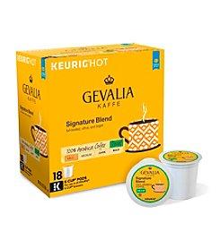 Keurig® Gevalia Kaffe Signature Blend Decaf Coffee 18-Pk. K-Cup