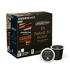 Keurig® Laughing Man® 184 Duane St. Blend Light Roast Coffee 16-Pk. K-Cup