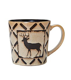 Pfaltzgraff® Lodge Deer Mug