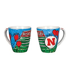 University Of Nebraska Art Work Mug