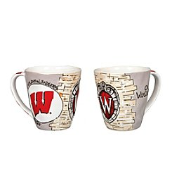 University of Wisconsin Madison Art Work Mug