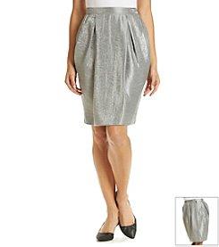 Nine West Jeans® Knee Length Skirt