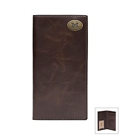Jack Mason Men's University of Michigan Legacy Tall Wallet