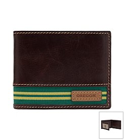 Jack Mason Men's University of Oregon Tailgate Traveler Wallet