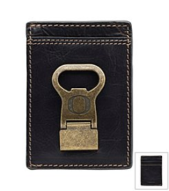 Jack Mason Men's  University of Oregon Gridiron Multi-card Wallet