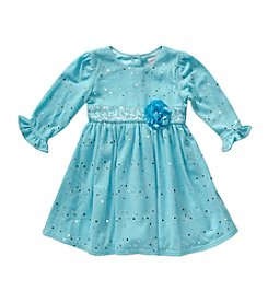 Sweet Heart Rose® Girls' 2T-6X Sparkle Dot Dress