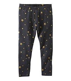 OshKosh B'Gosh® Girls' 4-6X Sparkle Star Leggings