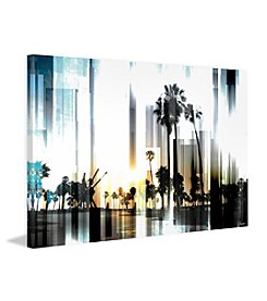 Parvez Taj Ocean Front Art Print on Premium Canvas