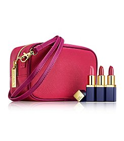 Estee Lauder Evelyn Lauder and Elizabeth Hurley Breast Cancer Awareness Dream Pink Lipstick Collection
