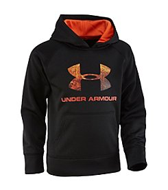 Under Armour® Boys' 2T-7 Real Tree Storm Caliber Hoodie