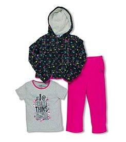 PUMA® Girls' 12M-6X Number One @ Everything Jacket Set