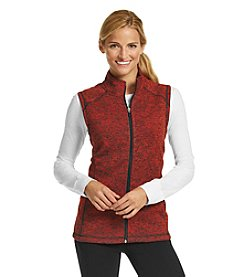 Exertek® Sweater Fleece Vest