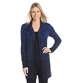 Laura Ashley® Rainfall Trim Cardigan