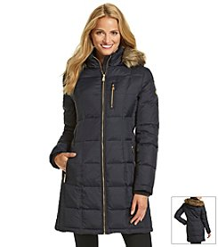 MICHAEL Michael Kors Three-Quarter Down Coat