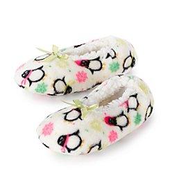 Fuzzy Babba® Penguin Slipper Socks