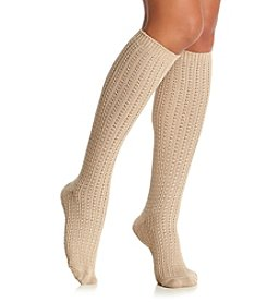 Relativity® Texture Knee Socks