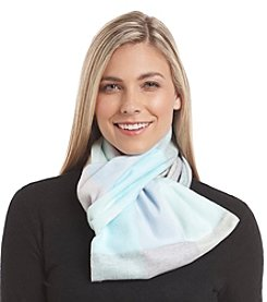 V. Fraas Colorblock Cashmink® Loop Scarf