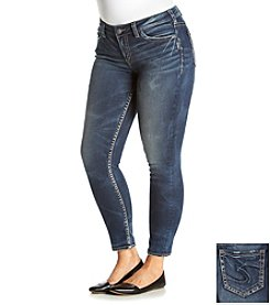 Silver Jeans Co. Plus Size Super Skinny Jeans