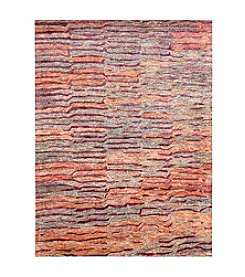 Nourison Gemstone Fire Opal Area Rug