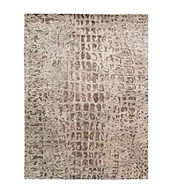Nourison Gemstone Smokey Quartz Area Rug