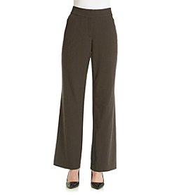 Briggs New York® Curvy Bistretch Pull On Pant